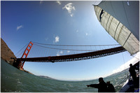 Golden Gate Sail