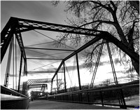 Truss Bridge #1, Missoula
