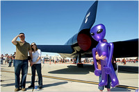 Air Show, Edwards Air Force Base